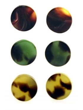 Pack 3 pares de Pendientes Colores de Otoño COP1