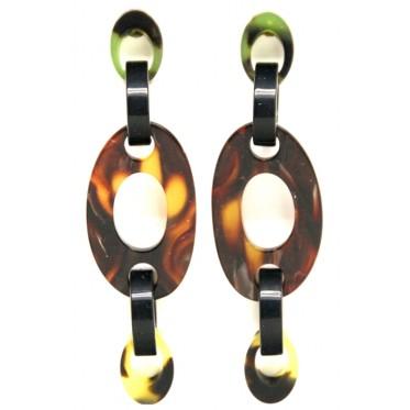 Autumn Colors Earrings COP