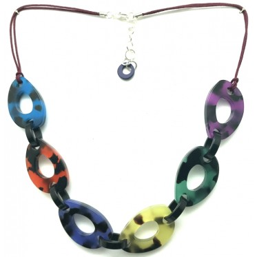 Necklace COC5 AUTUMN COLORS