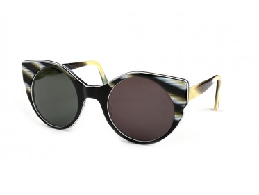 Gafas de Sol Rita Negro Asta G-239.
