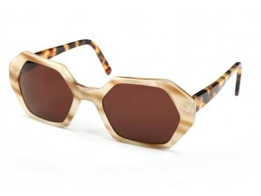 Hexagon Sunglasses G-235Can