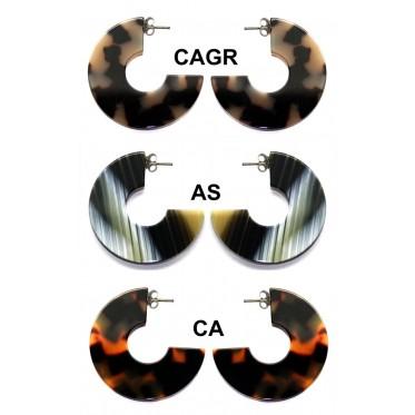 Pack 3 pairs of earrings ANP6