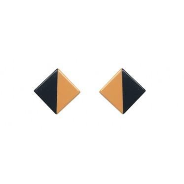 Earrings Rhombus ROMP0